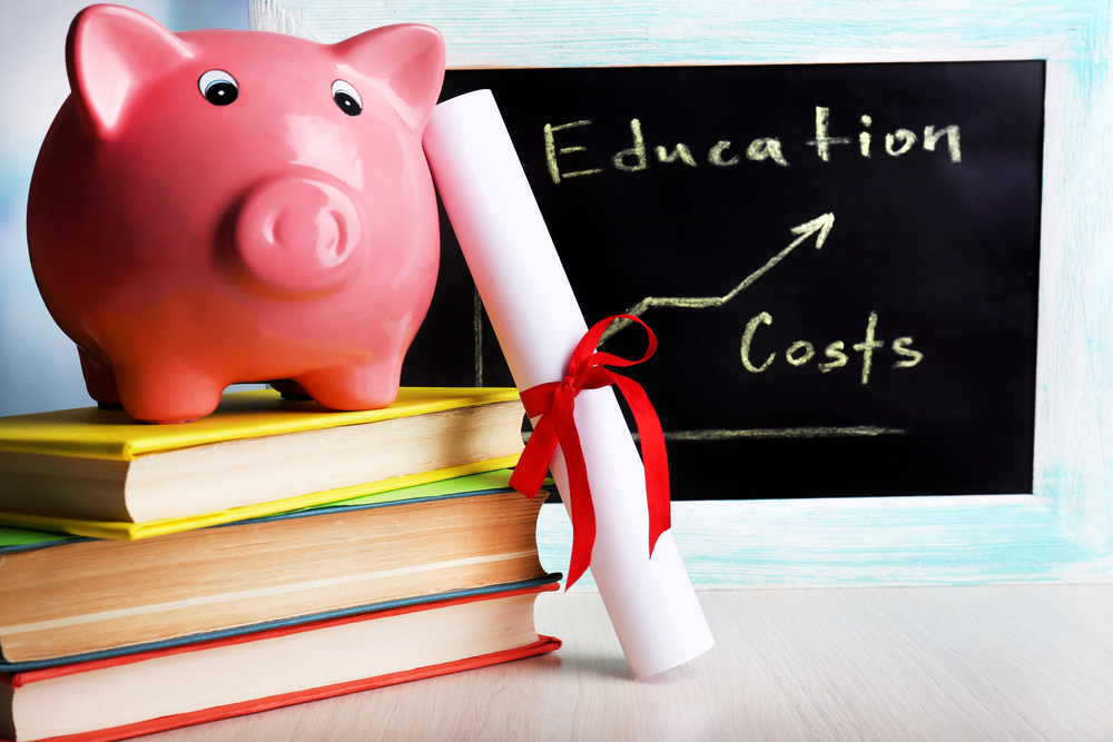 college costs versus saving for retirement