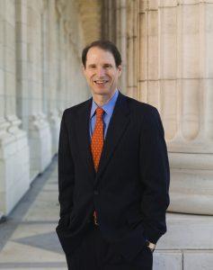 Photo of Senator Ron Wyden